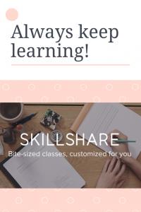skillshare link