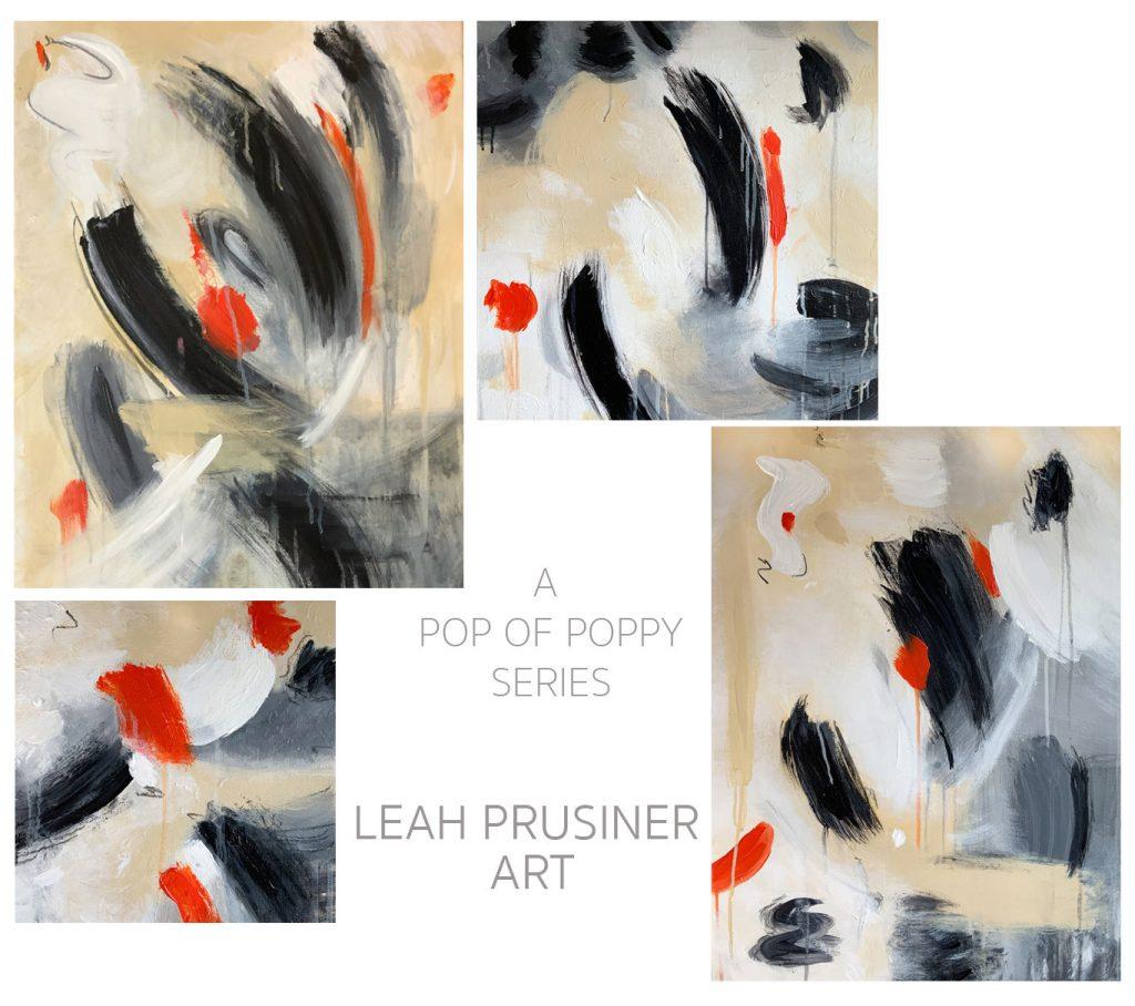 art series of paintings